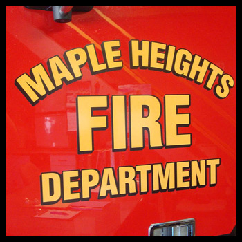 Maple Heights Fire Department